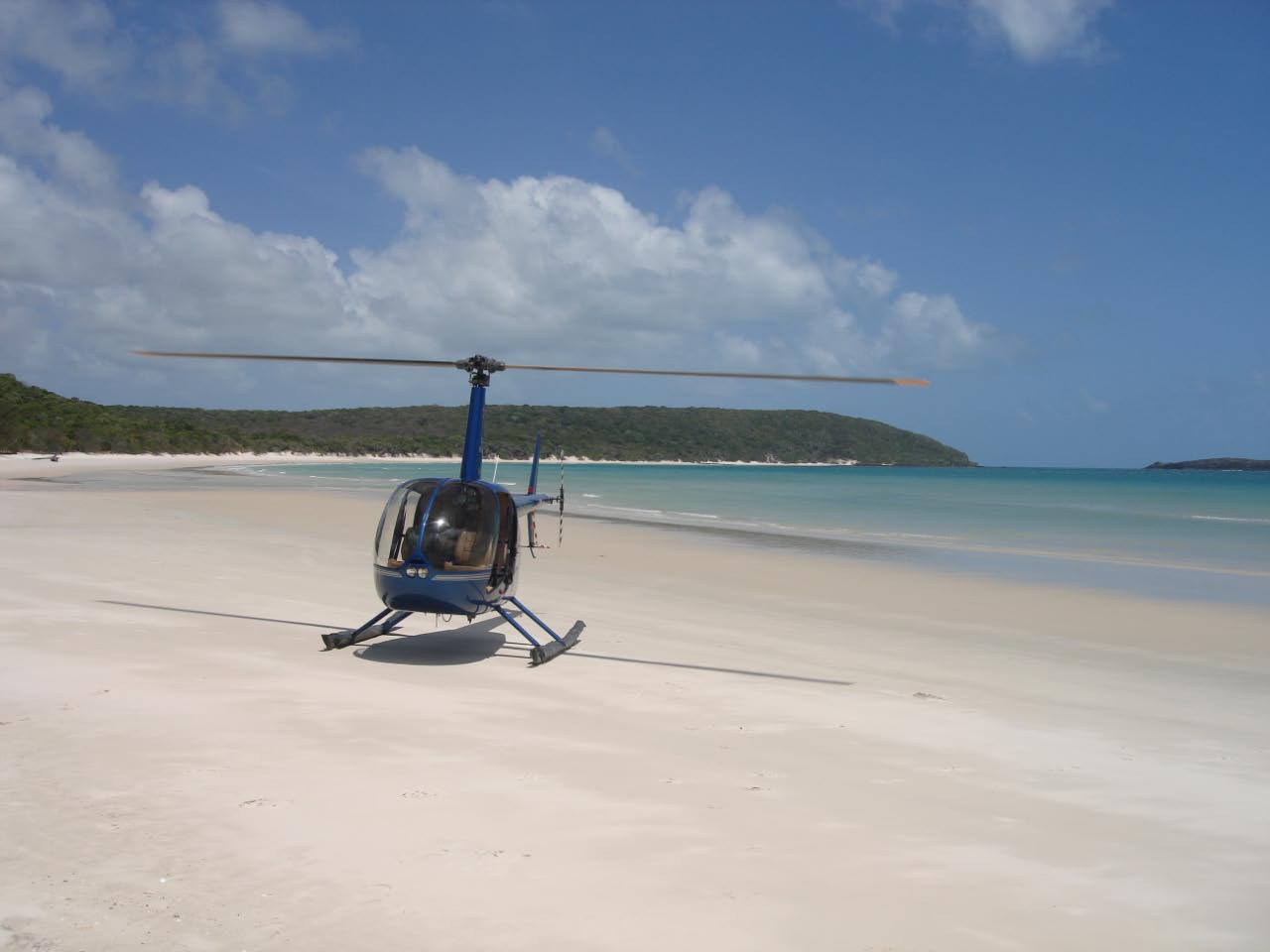 Weipa - Bungie Helicopters